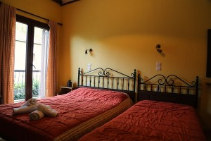 Ξενώνας Γιατάκι δωμάτιο